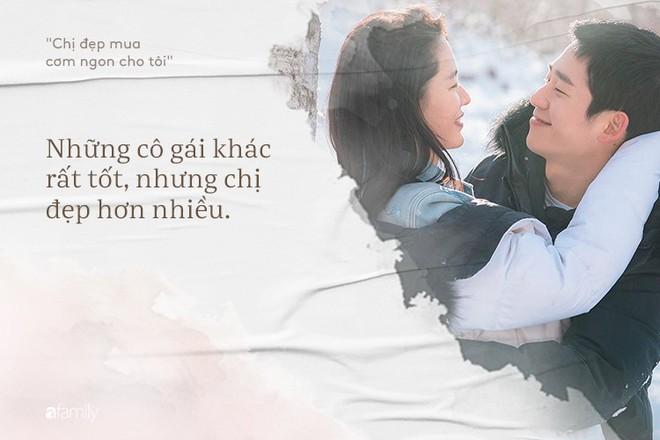Có những câu thoại đốn tim thần thánh này bảo sao chị đẹp Son Ye Jin không đổ Jung Hae In - Ảnh 4.