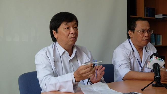"""TP.HCM: Bác sĩ BV Nhi Đồng 1 dùng kỹ thuật """"chưa thực hiện trong đời bao giờ"""" cứu lá lách bé trai 3 tuổi - Ảnh 2."""