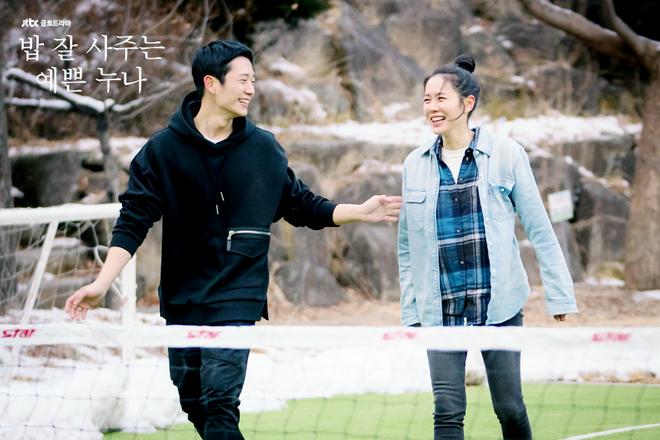 Có những câu thoại đốn tim thần thánh này bảo sao chị đẹp Son Ye Jin không đổ Jung Hae In - Ảnh 1.