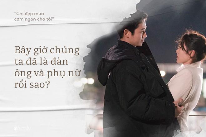 Có những câu thoại đốn tim thần thánh này bảo sao chị đẹp Son Ye Jin không đổ Jung Hae In - Ảnh 7.