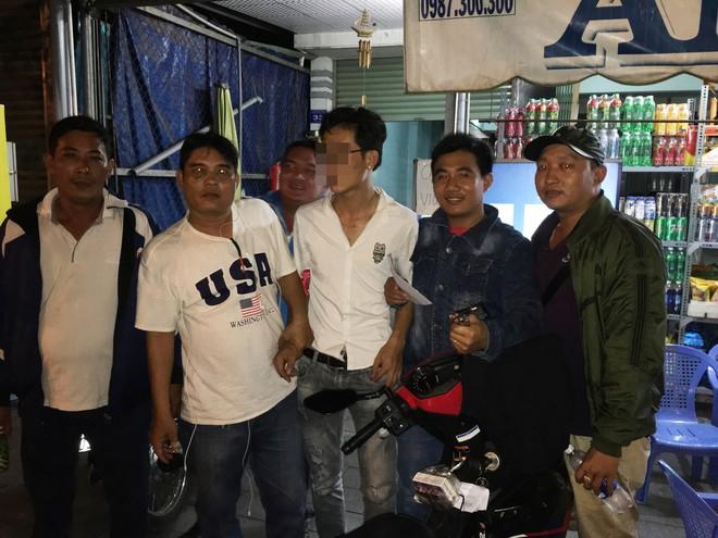 Bình Dương: Vờ hỏi đường, gã thanh niên cầm dao cướp tài sản hai cô gái trong đêm - ảnh 2