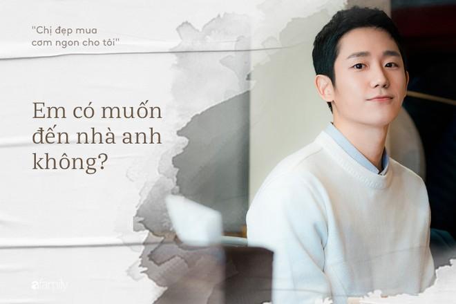 Có những câu thoại đốn tim thần thánh này bảo sao chị đẹp Son Ye Jin không đổ Jung Hae In - Ảnh 10.