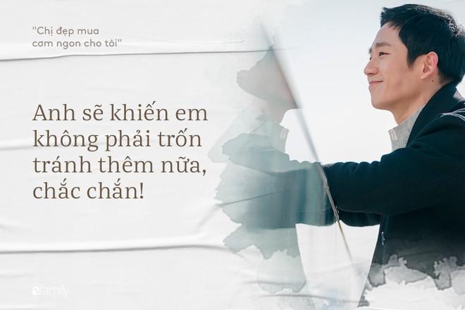 Có những câu thoại đốn tim thần thánh này bảo sao chị đẹp Son Ye Jin không đổ Jung Hae In - Ảnh 11.