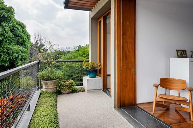 Ngôi nhà nhiều không gian xanh mát này sẽ khiến bạn muốn lịm tim ngay khi nhìn thấy - Ảnh 13.