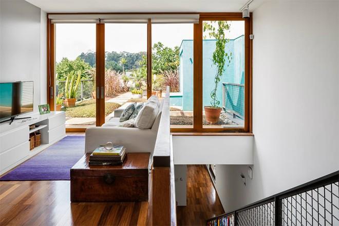 Ngôi nhà nhiều không gian xanh mát này sẽ khiến bạn muốn lịm tim ngay khi nhìn thấy - Ảnh 14.