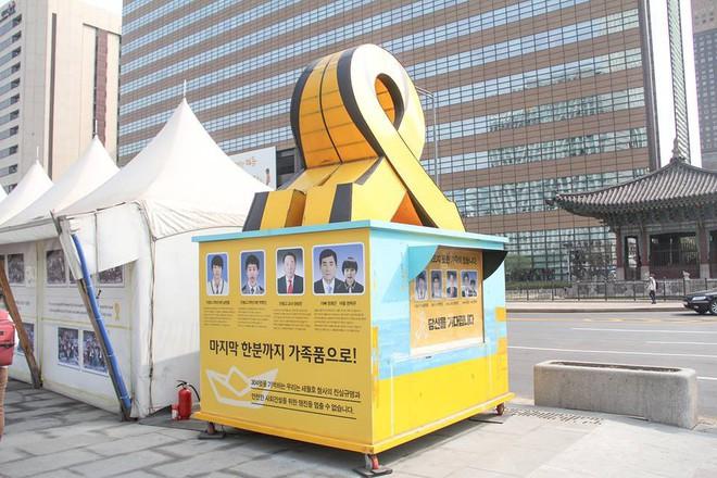 Câu chuyện buồn về 5 người vẫn chưa được tìm thấy thi thể dù phà Sewol đã được trục vớt thành công - Ảnh 1.