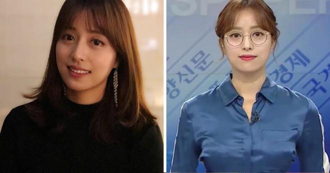 Đeo kính khi dẫn chương trình, nữ MC Hàn Quốc được netizen ngợi khen khi đi ngược chuẩn mực vẻ đẹp - Ảnh 5.