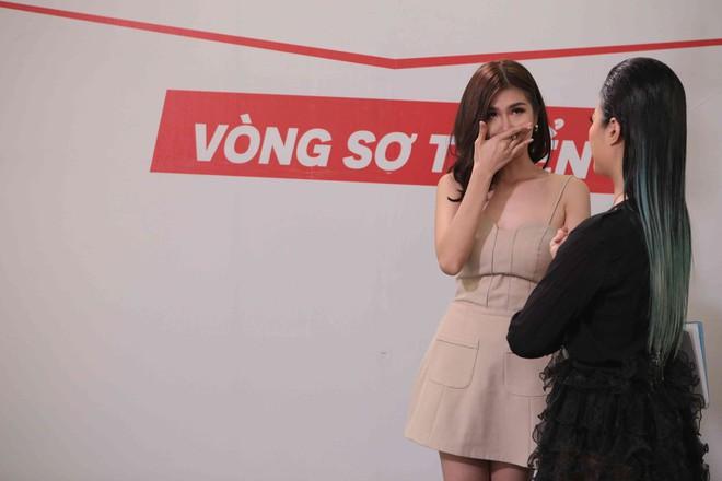 Người mẹ 61 tuổi của Hoa hậu Hương Giang đến casting show hẹn hò gây tranh cãi - Ảnh 6.