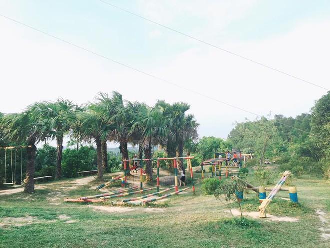 4 resort có khu vui chơi cho trẻ nhỏ chỉ cách trung tâm Hà Nội khoảng 1 giờ đi xe - ảnh 36
