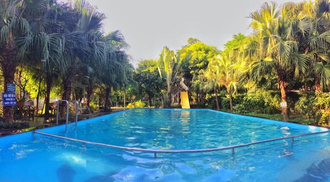 4 resort có khu vui chơi cho trẻ nhỏ chỉ cách trung tâm Hà Nội khoảng 1 giờ đi xe - ảnh 32