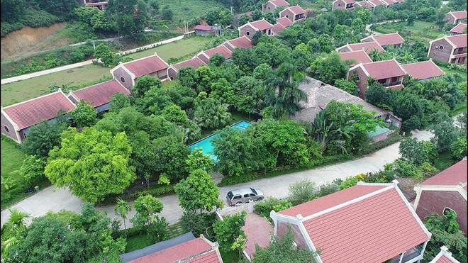 4 resort có khu vui chơi cho trẻ nhỏ chỉ cách trung tâm Hà Nội khoảng 1 giờ đi xe - ảnh 28