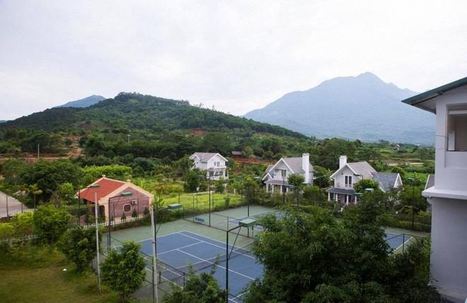 4 resort có khu vui chơi cho trẻ nhỏ chỉ cách trung tâm Hà Nội khoảng 1 giờ đi xe - ảnh 31