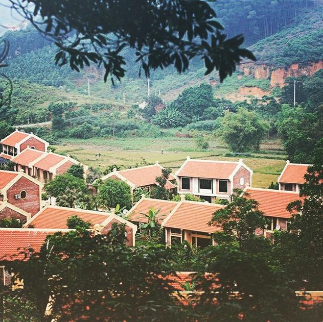 4 resort có khu vui chơi cho trẻ nhỏ chỉ cách trung tâm Hà Nội khoảng 1 giờ đi xe - ảnh 24