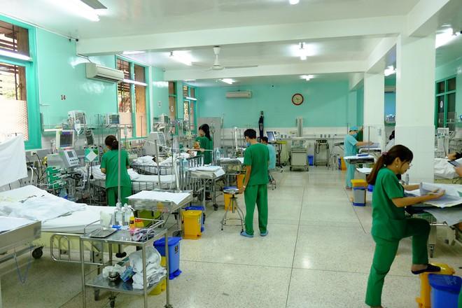 TP.HCM: Nhiều trẻ bị yếu nửa người vì bệnh Moyamoya - ảnh 1