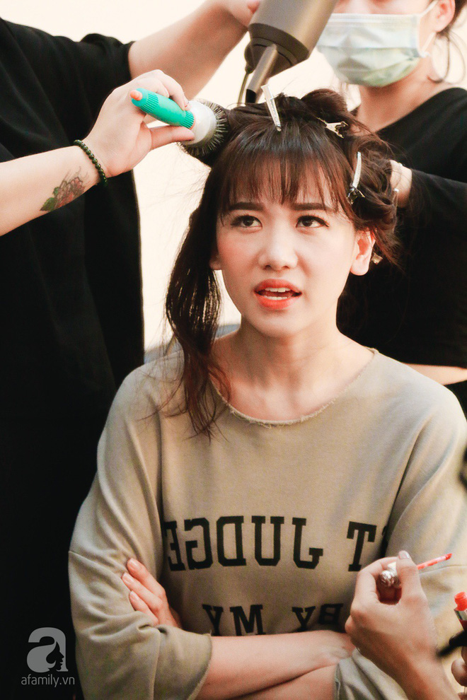 Hari Won: Nếu tôi có bầu, anh Trấn Thành sẽ không biết nói gì ngoài chuyện khóc - Ảnh 2.