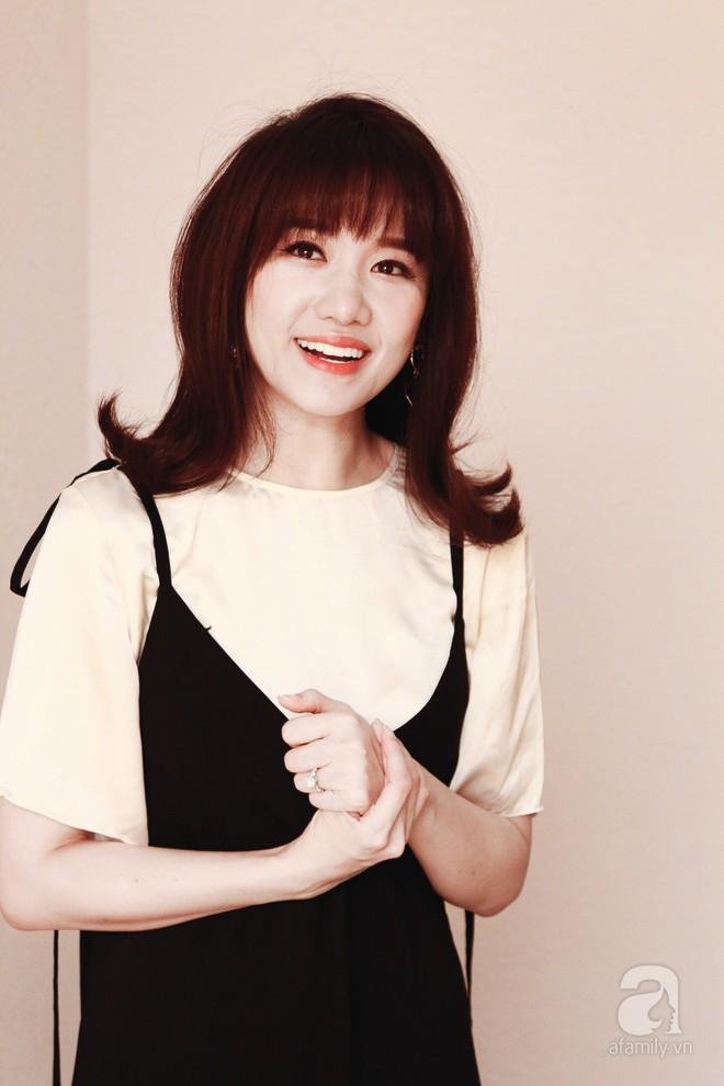 Hari Won: Từ khi lấy chồng, tôi ít nói chuyện với mẹ ruột hơn hẳn - ảnh 1