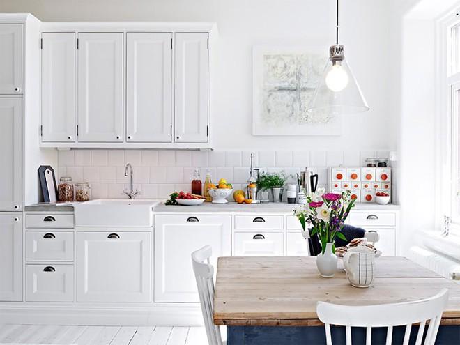 Trang trí nhà bếp: 20 ý tưởng độc đáo này sẽ truyền cảm hứng bất tận cho bạn - Ảnh 1.