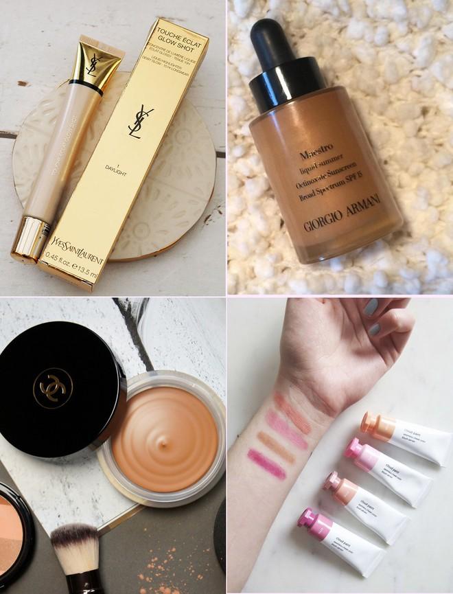 Cô nàng nào cũng cần: Cẩm nang chi tiết các bước makeup cho da căng bóng mà vẫn ráo mịn từ chuyên gia - Ảnh 2.