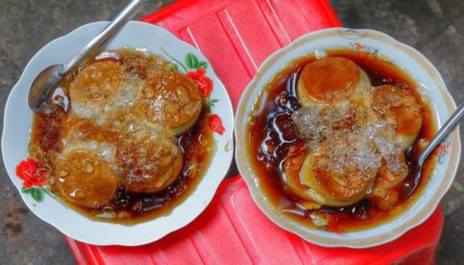 Sài Gòn vẫn chưa chịu hạ nhiệt, thôi thì hãy tìm đến những hàng bánh flan nổi tiếng này để xua tan cái nóng đi nào - ảnh 5