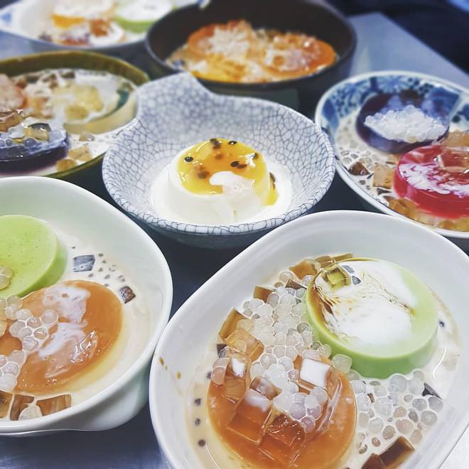 Sài Gòn vẫn chưa chịu hạ nhiệt, thôi thì hãy tìm đến những hàng bánh flan nổi tiếng này để xua tan cái nóng đi nào - ảnh 10