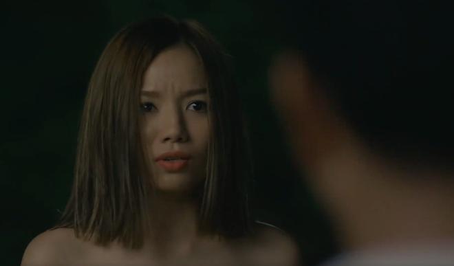 Nữ chính Cả một đời ân oán phần 2 khóc nức nở vì suýt bị Huỳnh Anh cưỡng hiếp - Ảnh 5.