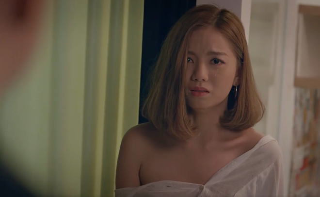 Nữ chính Cả một đời ân oán phần 2 khóc nức nở vì suýt bị Huỳnh Anh cưỡng hiếp - Ảnh 8.