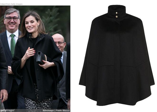 Trang phục giúp Hoàng hậu Letizia tỏa sáng không thể thiếu những món đồ đến từ thương hiệu Zara  - Ảnh 4.