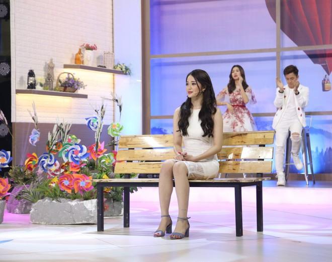Làm mẹ đơn thân, cô gái trẻ vẫn mạnh dạn lên truyền hình tìm người yêu mới - Ảnh 8.