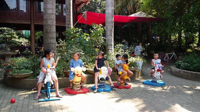 4 resort có khu vui chơi cho trẻ nhỏ chỉ cách trung tâm Hà Nội khoảng 1 giờ đi xe - ảnh 10