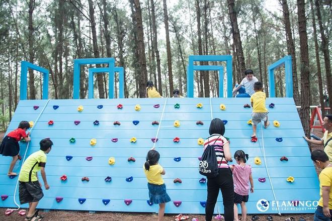 4 resort có khu vui chơi cho trẻ nhỏ chỉ cách trung tâm Hà Nội khoảng 1 giờ đi xe - ảnh 23