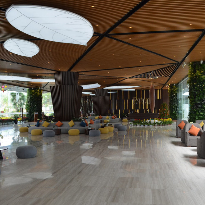 4 resort có khu vui chơi cho trẻ nhỏ chỉ cách trung tâm Hà Nội khoảng 1 giờ đi xe - ảnh 18