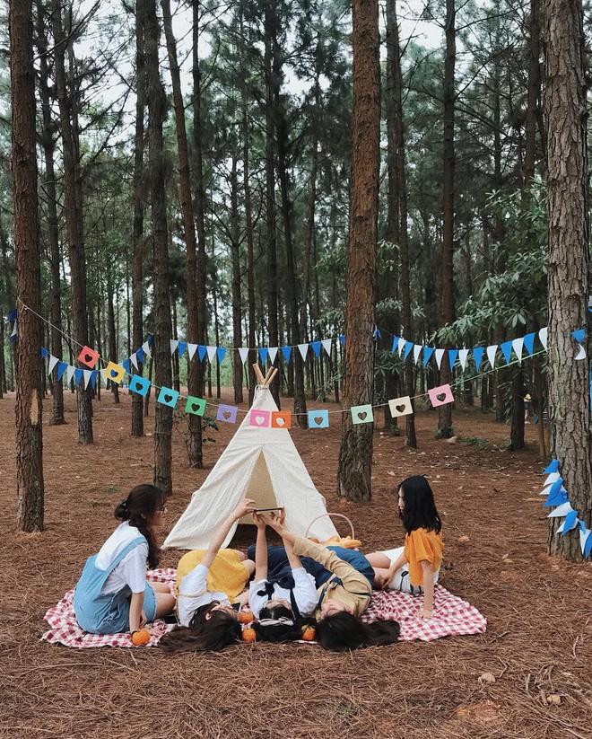 4 resort có khu vui chơi cho trẻ nhỏ chỉ cách trung tâm Hà Nội khoảng 1 giờ đi xe - ảnh 17