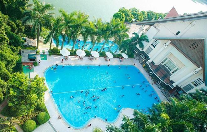 4 resort có khu vui chơi cho trẻ nhỏ chỉ cách trung tâm Hà Nội khoảng 1 giờ đi xe - ảnh 38