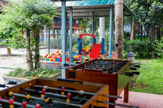 4 resort có khu vui chơi cho trẻ nhỏ chỉ cách trung tâm Hà Nội khoảng 1 giờ đi xe - ảnh 8