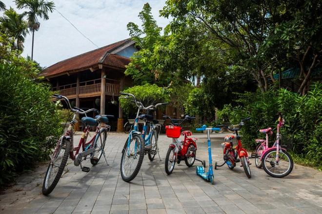 4 resort có khu vui chơi cho trẻ nhỏ chỉ cách trung tâm Hà Nội khoảng 1 giờ đi xe - ảnh 7