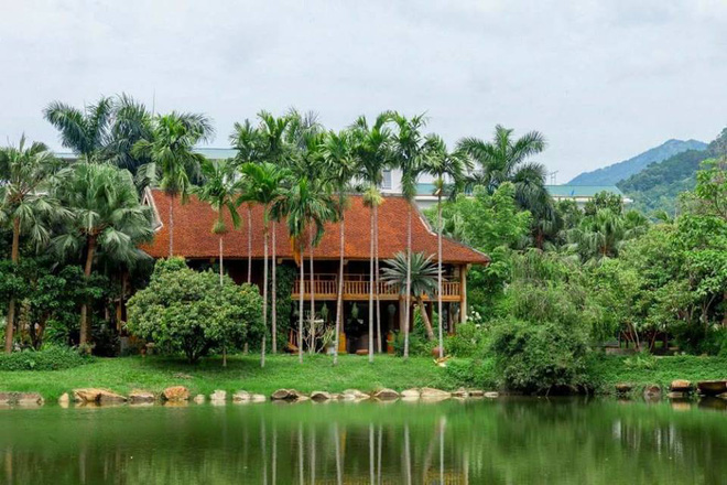 4 resort có khu vui chơi cho trẻ nhỏ chỉ cách trung tâm Hà Nội khoảng 1 giờ đi xe - ảnh 2
