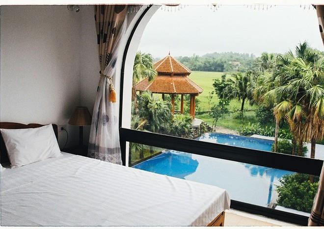 4 resort có khu vui chơi cho trẻ nhỏ chỉ cách trung tâm Hà Nội khoảng 1 giờ đi xe - ảnh 5