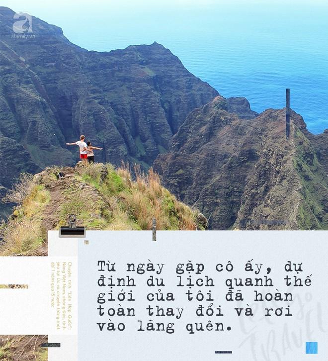 Cô gái Việt yêu chàng trai Đức tại Úc và hành trình trăng mật 365 ngày qua 15 nước: Khi yêu cuộc sống bỗng hóa ngôn tình! - Ảnh 5.