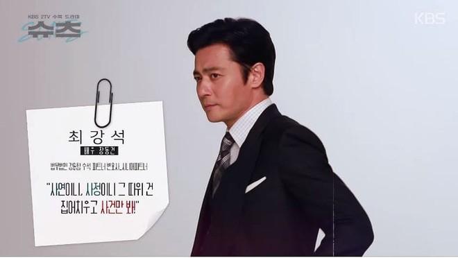 Nhìn Jang Dong Gun, Park Hyung Sik thế này, khán giả nữ bấn loạn chỉ muốn xem phim ngay - Ảnh 2.
