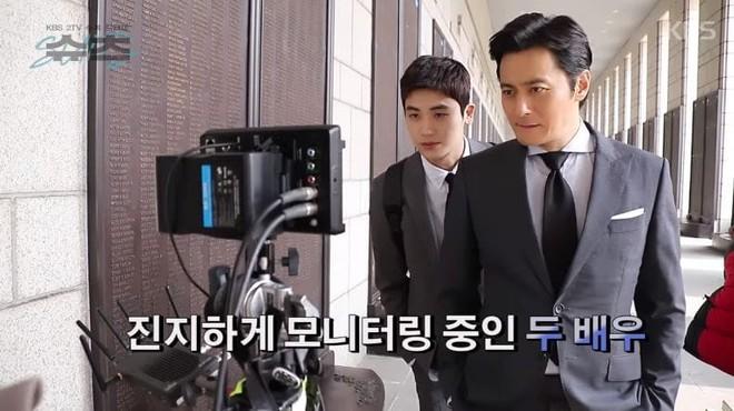 Nhìn Jang Dong Gun, Park Hyung Sik thế này, khán giả nữ bấn loạn chỉ muốn xem phim ngay - Ảnh 7.