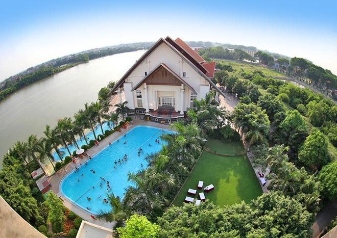 4 resort có khu vui chơi cho trẻ nhỏ chỉ cách trung tâm Hà Nội khoảng 1 giờ đi xe - ảnh 37