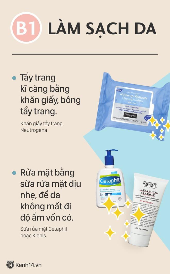 Học theo quy trình dưỡng giúp bạn sở hữu làn da thủy tinh đúng chuẩn Hàn Quốc - Ảnh 2.