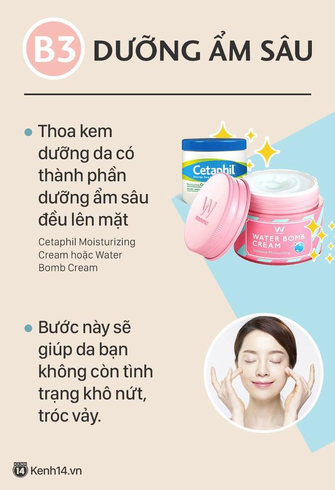 Học theo quy trình dưỡng giúp bạn sở hữu làn da thủy tinh đúng chuẩn Hàn Quốc - Ảnh 4.