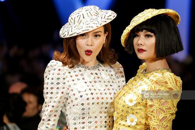 Bất ngờ chưa: Sau 5 năm, Hà Hồ và Thanh Hằng lại nắm tay nhau phá đảo show Công Trí - Ảnh 4.