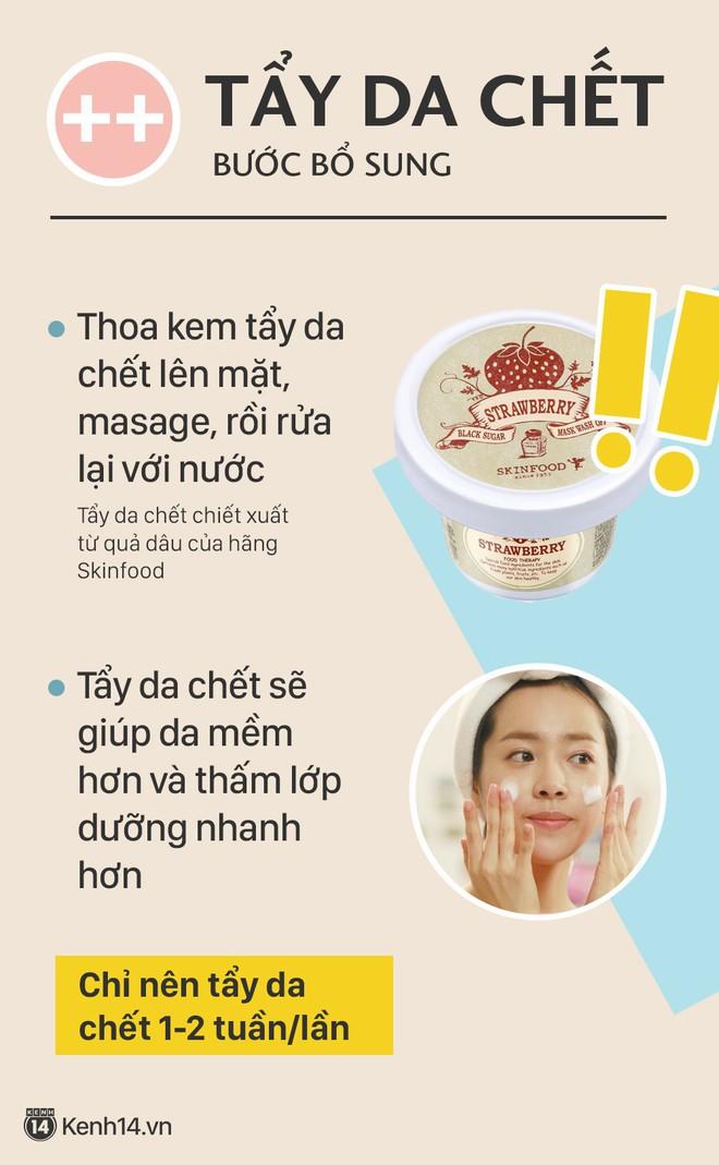 Học theo quy trình dưỡng giúp bạn sở hữu làn da thủy tinh đúng chuẩn Hàn Quốc - Ảnh 5.