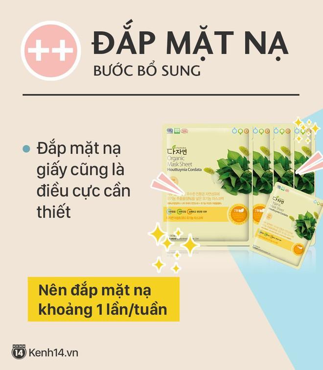Học theo quy trình dưỡng giúp bạn sở hữu làn da thủy tinh đúng chuẩn Hàn Quốc - Ảnh 6.
