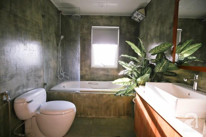 Căn chung cư 113m² không có tường ngăn, nhìn đâu cũng đẹp của cặp vợ Việt - chồng Anh - Ảnh 4.
