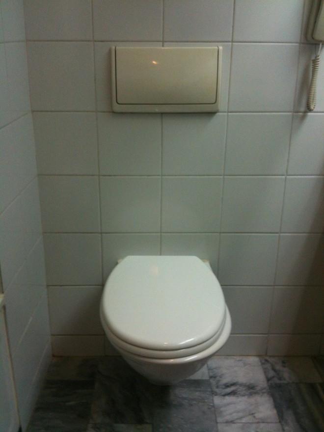 Lại thêm một trường hợp dùng điện thoại khi đi vệ sinh đến nỗi bị liệt toàn thân - Ảnh 2.