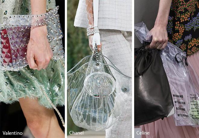 Mùa hè năm nay, túi xách trong suốt chắc chắn sẽ trở thành hot trend - Ảnh 10.
