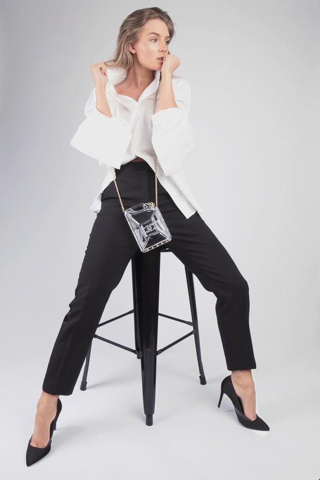 Mùa hè năm nay, túi xách trong suốt chắc chắn sẽ trở thành hot trend - Ảnh 12.